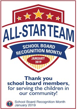 OSBA  School Board Recognition Month