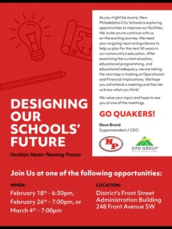 Designing Our Schools' Future - Operational & Financial Implications