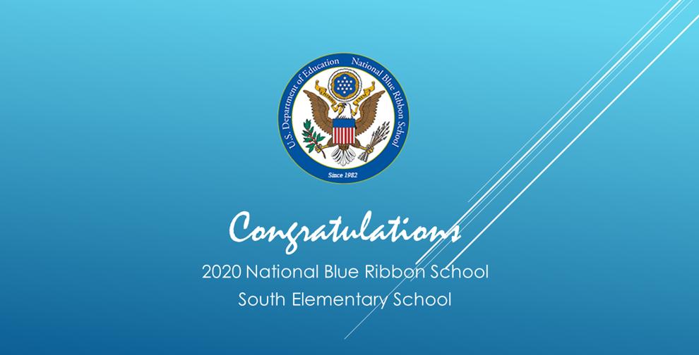 National Blue Ribbon School 2020
